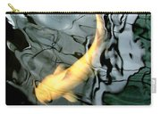 Ghost Koi Carp Fish Carry-all Pouch