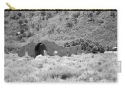 Ghost Of Colorado Carry-all Pouch