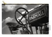 Ghost Of Farmall Past Carry-all Pouch