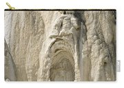 Ghost Of Mammoth Hot Springs Carry-all Pouch