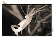 Ghost Orchid At First Light Carry-all Pouch