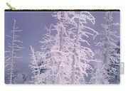 Ghost Trees Yellowstone National Park Carry-all Pouch