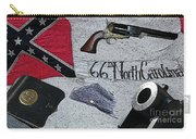 Ghosts Of The Confederacy Carry-all Pouch