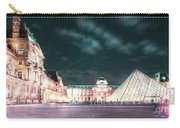 Ghosts Of The Louvre Museum 2  Art Carry-all Pouch