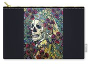 Ghoul With A Pearl Earring Carry-all Pouch
