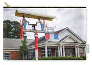 Giant Folk-art Weathervane 1 Carry-all Pouch