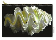 Giant Frilled Clam Seashell Tridacna Squamosa Carry-all Pouch