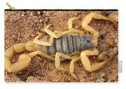 Giant Hairy Scorpion Carry-all Pouch