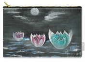 Giant Lilies Upon Misty Waters Carry-all Pouch