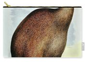 Giant Moa Dinornis Ingens, Cenozoic Bird Carry-all Pouch