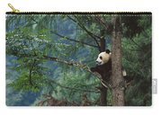 Giant Panda Ailuropoda Melanoleuca Carry-all Pouch