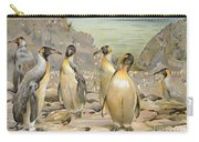 Giant Penguins, C1900 Carry-all Pouch