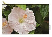Giant Pink Hibiscus I Carry-all Pouch