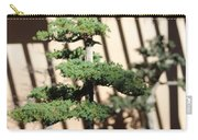 Giant Redwood Bonsai  Carry-all Pouch