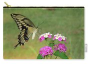 Giant Swallowtail Butterfly II Carry-all Pouch