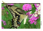 Giant Swallowtail Butterfly  IIi Carry-all Pouch