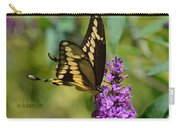 Giant Swallowtail Two Carry-all Pouch
