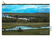 Gibbon River Valley Carry-all Pouch