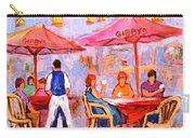 Gibbys Cafe Carry-all Pouch