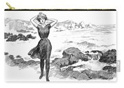 Gibson: Bather, 1902 Carry-all Pouch