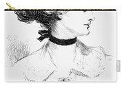 Gibson: Gibson Girl, 1905 Carry-all Pouch