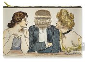 Gibson Girls, 1903 Carry-all Pouch