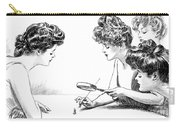 Gibson Girls 1904 Carry-all Pouch