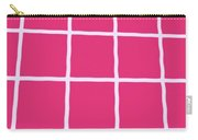 Griddy In Pink Carry-all Pouch