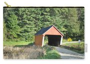 Gifford Covered Bridge  Carry-all Pouch