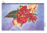 Gift A Bouquet - Bougenvillea Carry-all Pouch