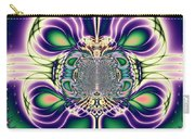 Gift Bows Fractal Abstract Carry-all Pouch