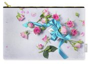 Gift And Flowers Carry-all Pouch