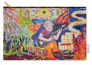 Gifted Guitar Man Carry-all Pouch