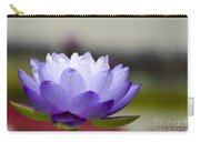 Gigantea Blue Cloud Water Lily Carry-all Pouch
