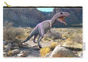 Gigantosaurus In The Desert Carry-all Pouch