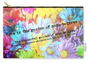 Giggle Patch Quote Carry-all Pouch