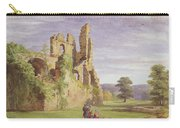 Gight Castle, 1851 Carry-all Pouch