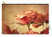 Gilded Roses Carry-all Pouch