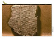 Gilgamesh, 7th Century B.c Carry-all Pouch