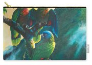Gimie Dawn 1 - St. Lucia Parrots Carry-all Pouch