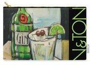 Gin And Tonic Poster Carry-all Pouch