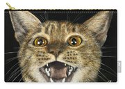Ginger Cat Eyes Carry-all Pouch
