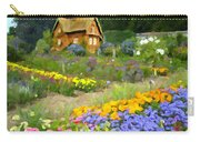 Ginger Cottage Carry-all Pouch