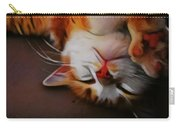 Ginger Feline Carry-all Pouch