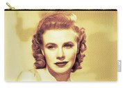 Ginger Rogers, Hollywood Legends Carry-all Pouch