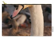 Ginger Swan Carry-all Pouch