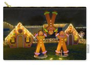 Gingerbread Men Gymnastics Carry-all Pouch