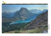 Ginnell Glacier Lake Carry-all Pouch