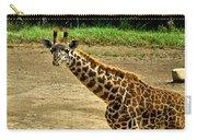 Giraffe 1 Carry-all Pouch