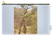 Giraffe Camouflage Carry-all Pouch